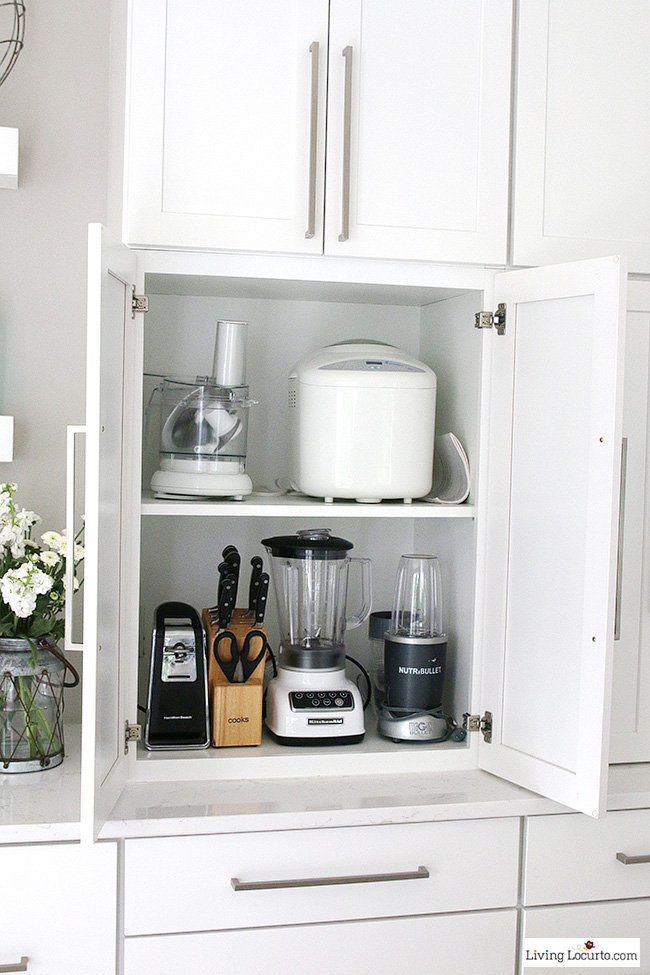 Kitchen cabinets organizers that keep the room clean and tidy for Best kitchen cabinet arrangement