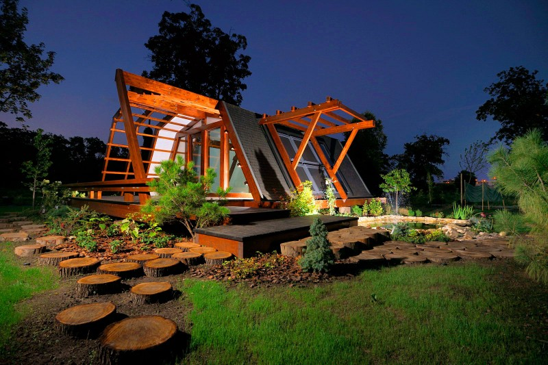 astounding eco friendly small homes.  Amazing Projects That Take Green Architecture To New Heights