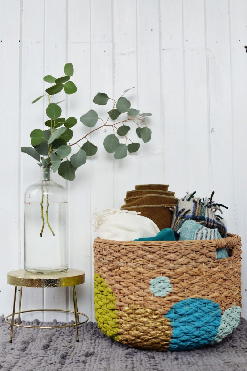 Challenge Yourself With Some Simple DIY Storage Ideas