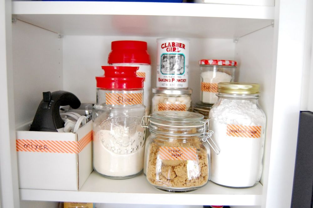 Label Your Jars And Containers
