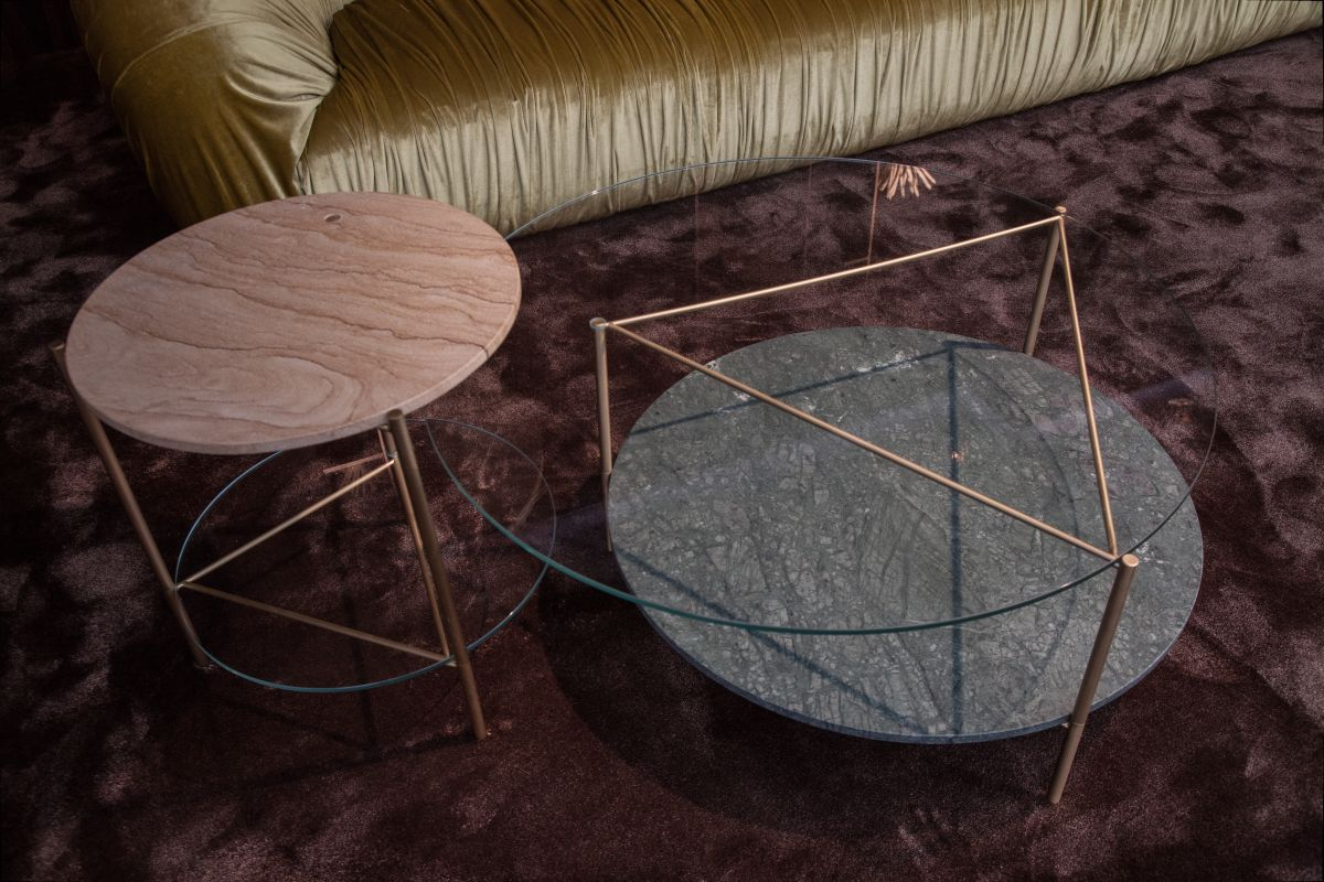 Tavolini echo coffee tables