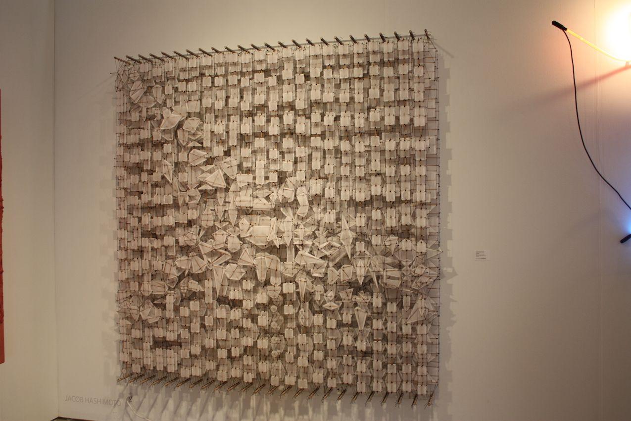Galerie Forsblom presented Hashimoto's work
