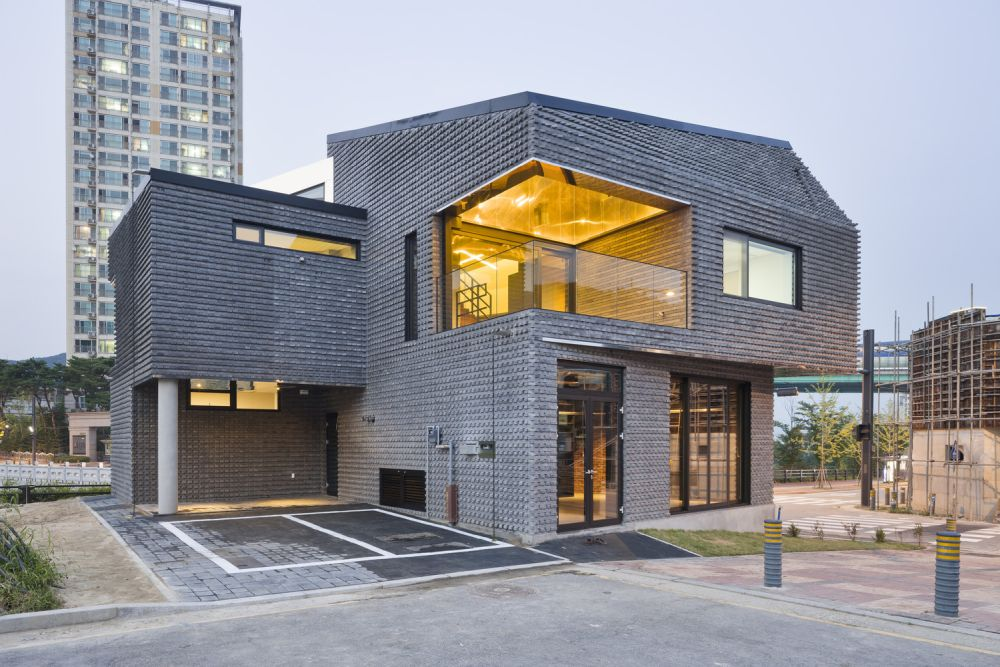 The Scale-ing House in South Korea
