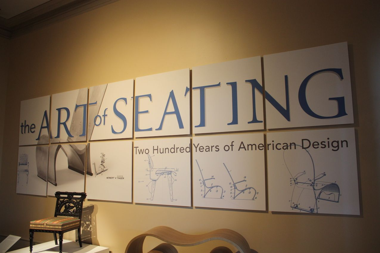 The art of seating - American Design