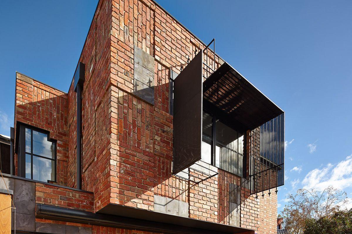 brick house facades european - photo #29