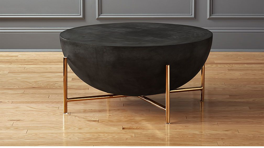 The Refined And Sophisticated Side Of The Brass Coffee Table