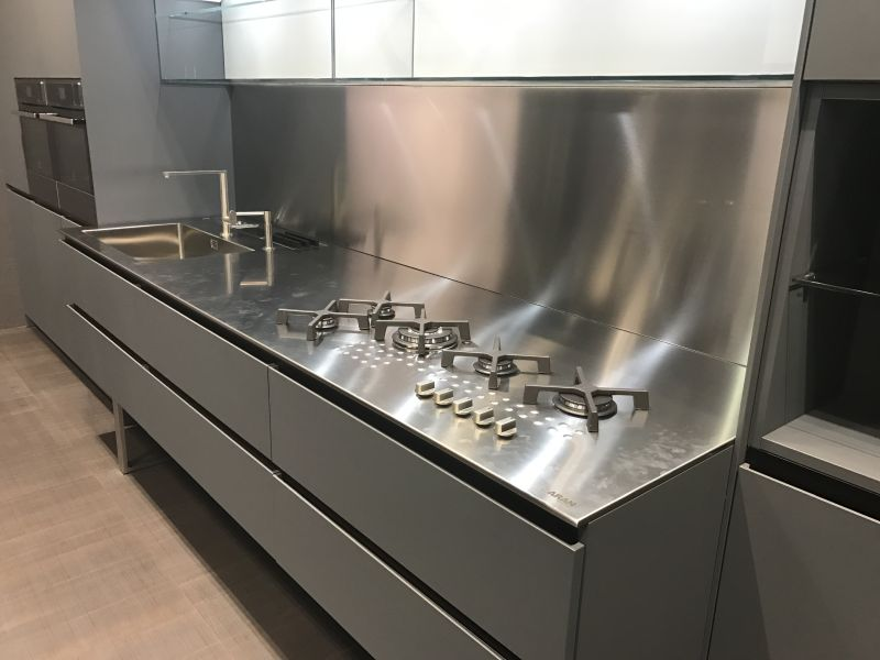 Stainless Steel Countertops Perfect For