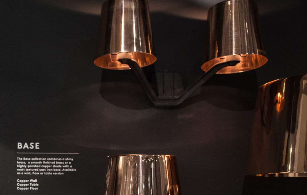 Eye catching wall lamps well suited to modern interior designs view in gallery mozeypictures Image collections