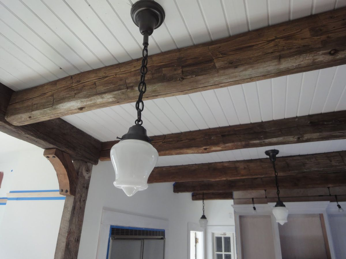 attic loft bedroom ideas - 10 Ways to Improve Your Beadboard Ceiling