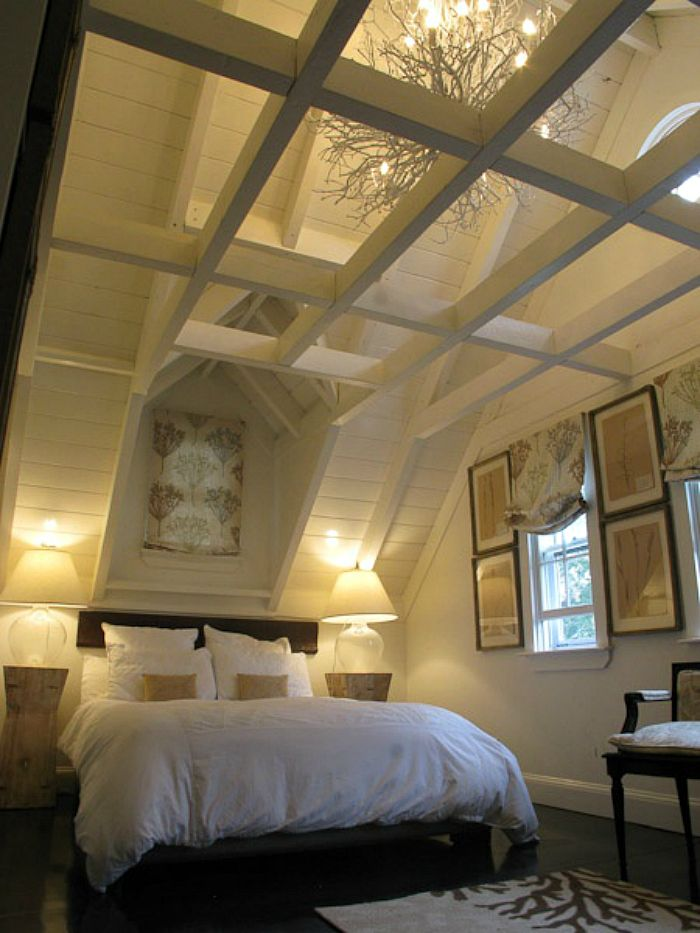 10 reasons to love your vaulted ceiling for Ceilings for bedrooms