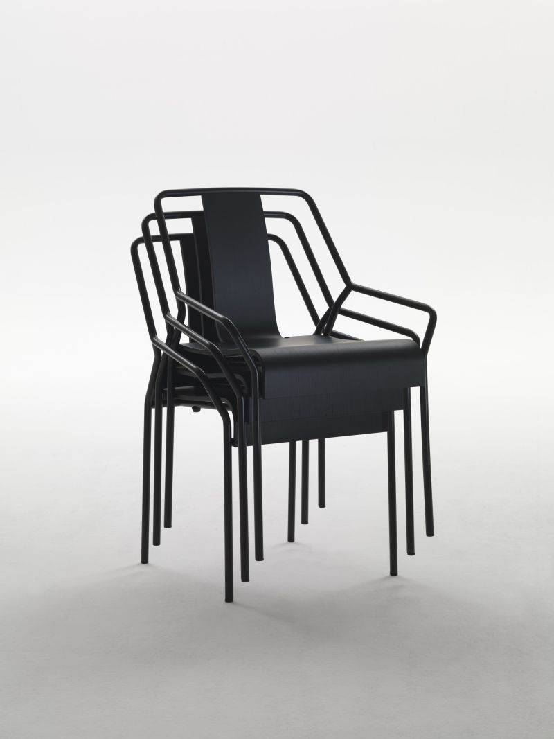 moma collection magistretti selene vico chair stacking works chairs