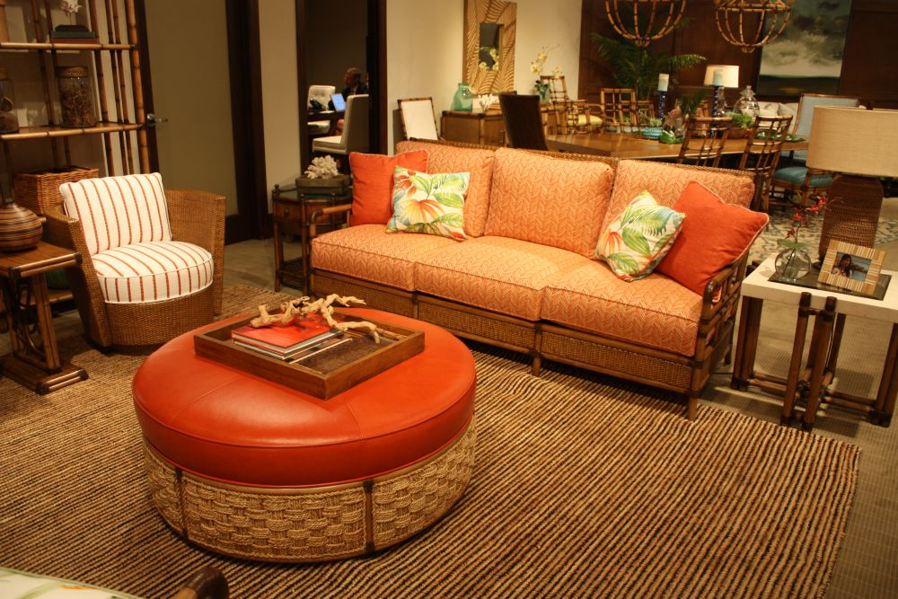 Bamboo furniture facts that make you want to have it for Bamboo living room furniture