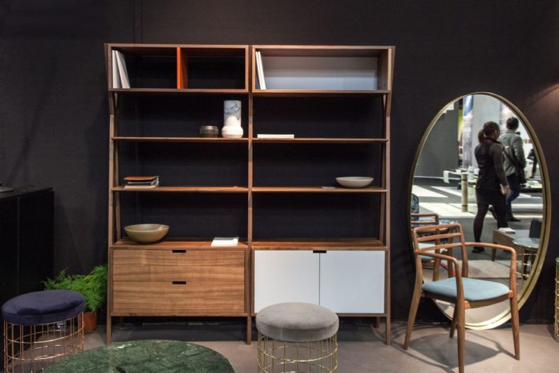 living room storage solutions with unexpected charm and balance