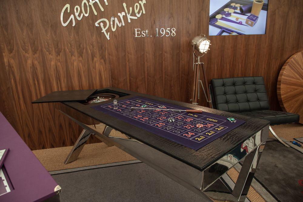 Geoffrey parker maxx game table