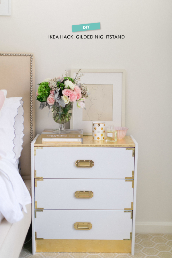 Ikea nightstands and the many great hacks you can do with them view in gallery watchthetrailerfo