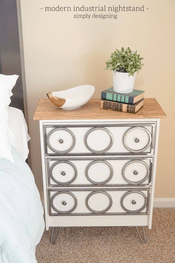 ikea nightstands and the many great hacks you can do with them Great Nightstands