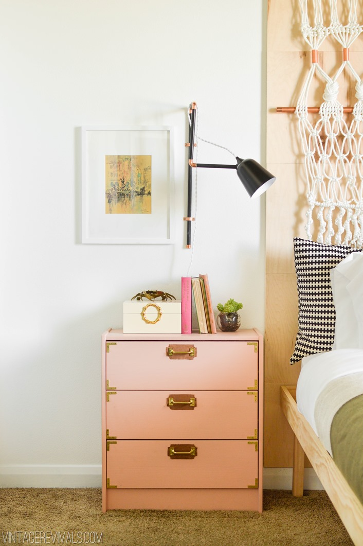 Ikea Nightstands And The Many Great Hacks You Can Do With Them