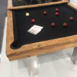 Megeve delicate beauty of a billiard table design