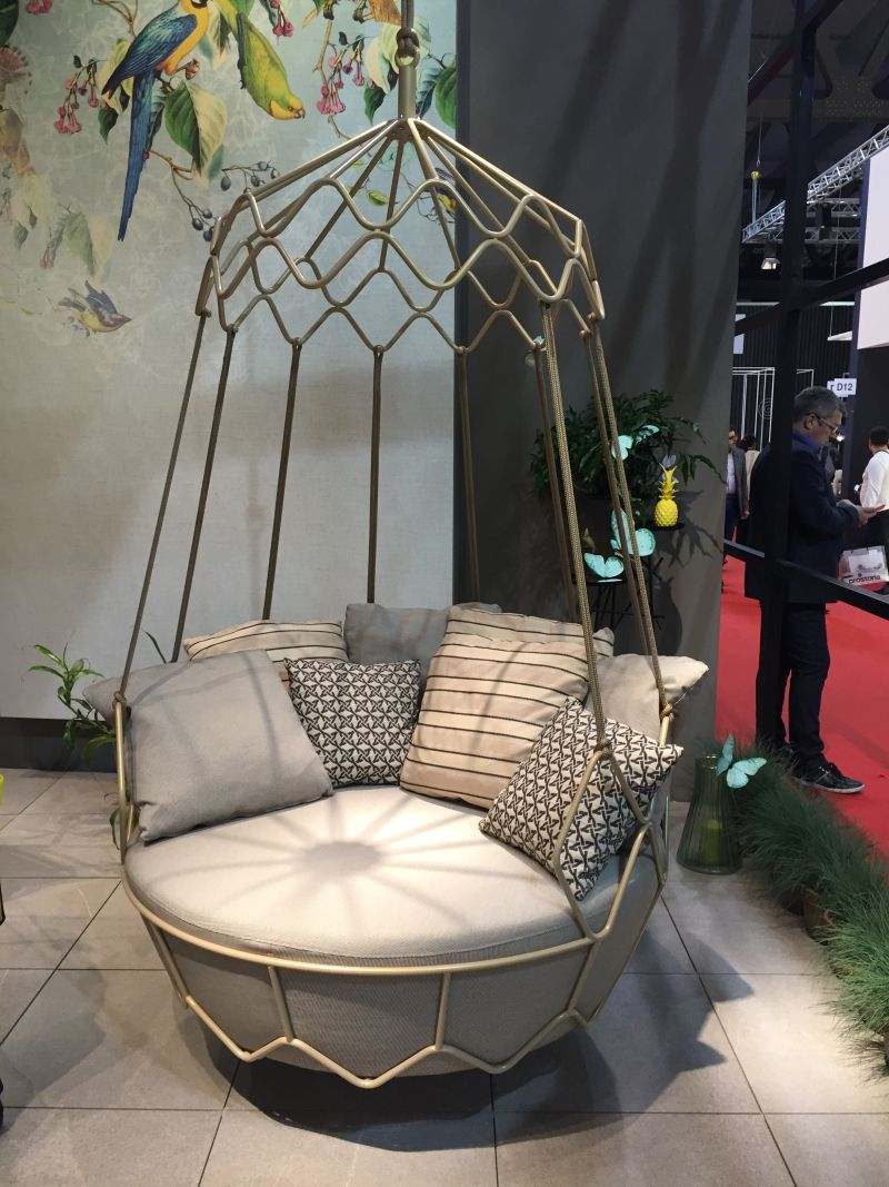Outdoor Hanging Lounge Chair Designs