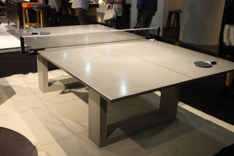 Ping Pong Table from James De Wulf