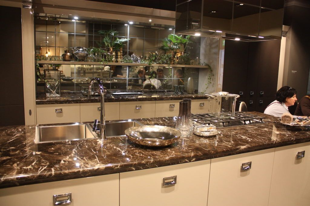 Attractive Marble Countertops A Classic Choice For Any Kitchen