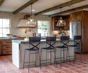 A well styled rustic kitchen in particular is a joy to behold. The creamy  hues and rough wood touches that encapsulate the space from ceiling to floor  can ...