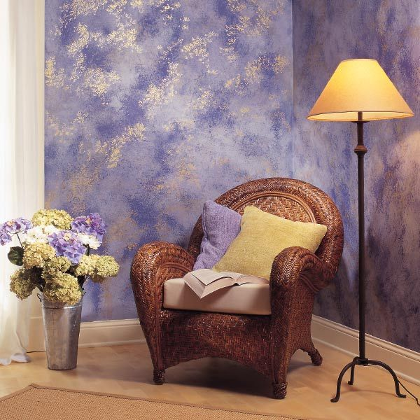 10 opportunities to practice your sponge painting for How to sponge paint a wall without glaze