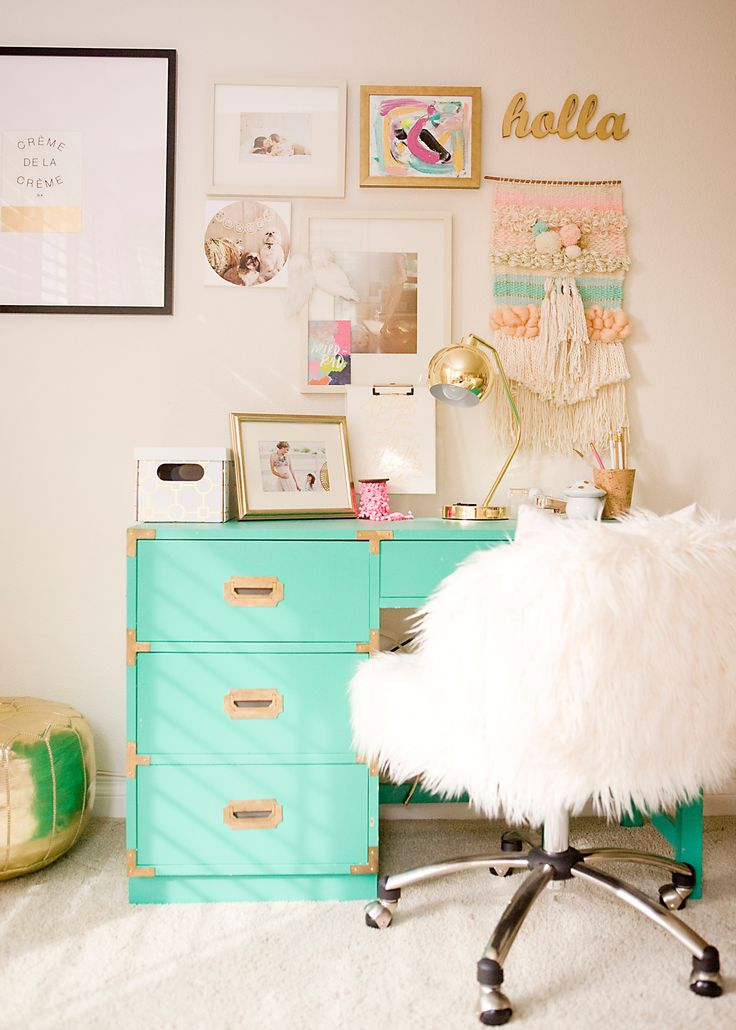20 Sweet Tips for Your Teenage Girl's Bedroom on Teen Room Decor Teenagers  id=52763