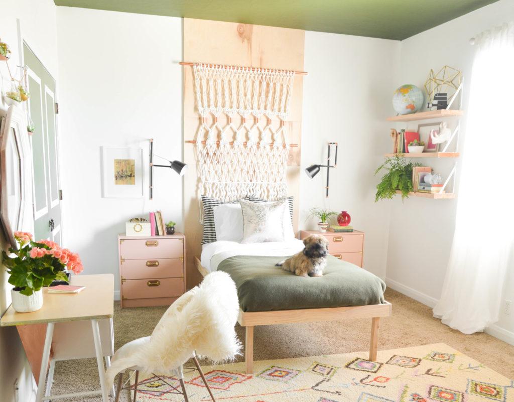 20 Sweet Tips for Your Teenage Girl\'s Bedroom