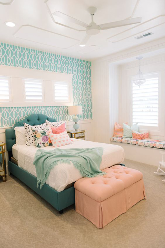 20 sweet tips for your teenage girl 39 s bedroom - Cute bedroom ideas for tweens ...
