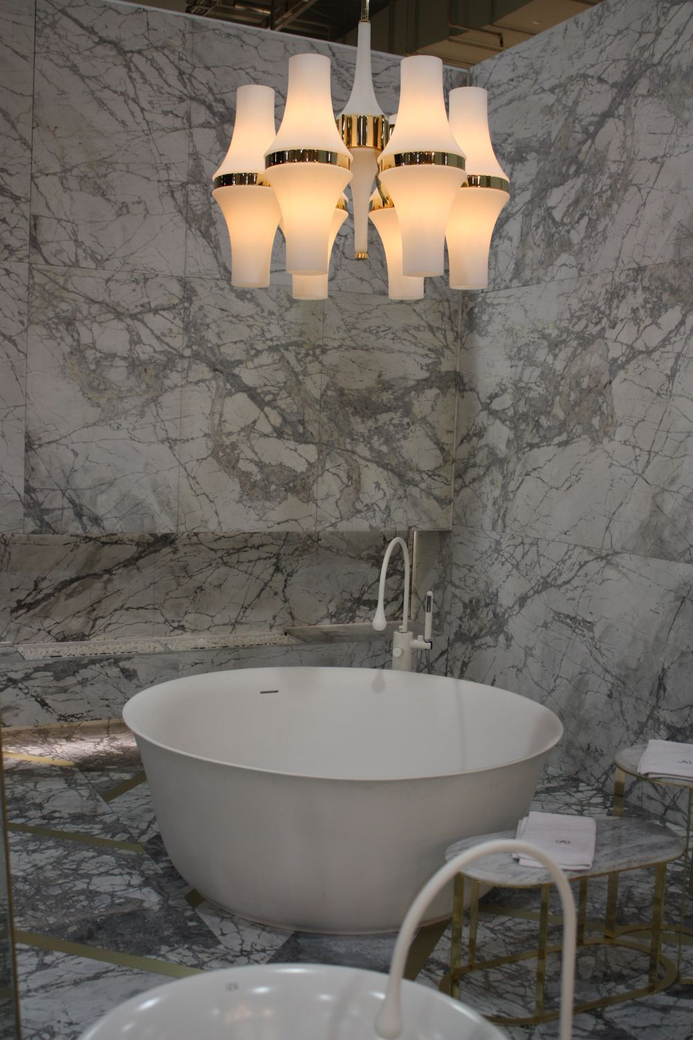 Every bathroom is a perfect blend of sophistication and simplicity