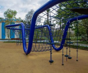 how to build kids playground