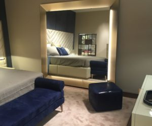 Using Large And Long Mirrors In Small And Tiny Rooms Is A Great Idea, This  Being A Great Way To Create The Illusion Of A Larger Space And A Way To Add  ...