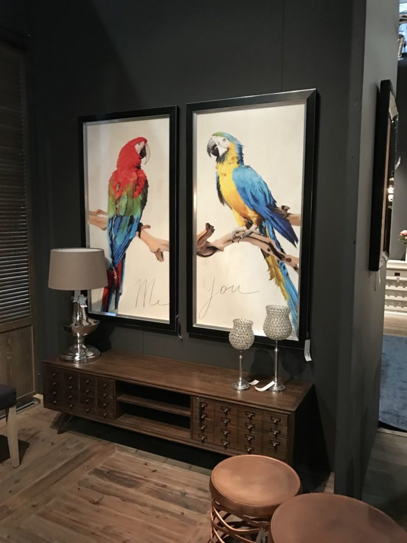 Framed Art In Interior Decor – Fresh Tips And Concept