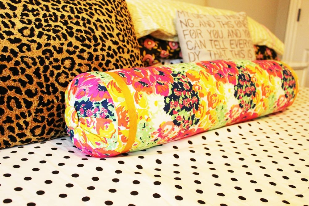 How To Sew A Bolster Pillow Like A Professional Fascinating How To Sew A Bolster Pillow Cover