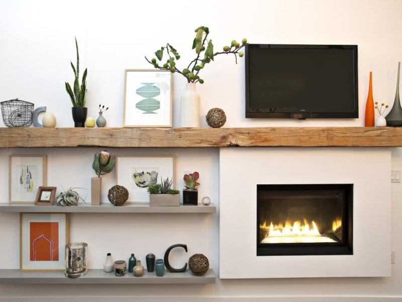 30 Tips to DIY and Decorate Your Fireplace Mantel Shelf