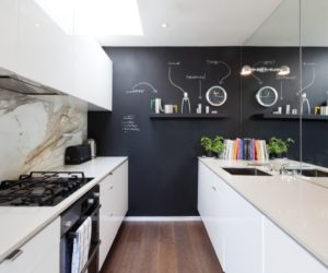 ... 15 Ways To Bring Personality Into Your Galley Kitchen Great Pictures