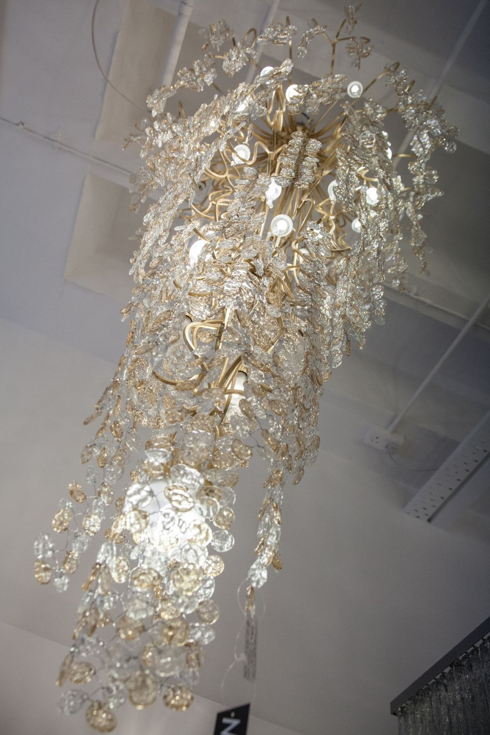 Intricate and dramatic chandelier designs and their history view in gallery arubaitofo Choice Image