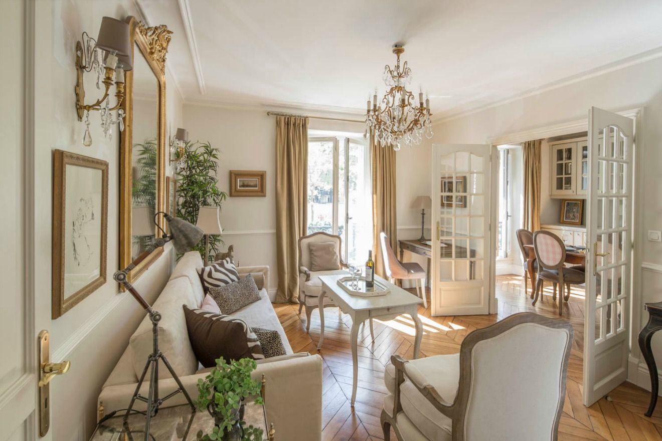12 must have elements of parisian style home decor Parisian style home