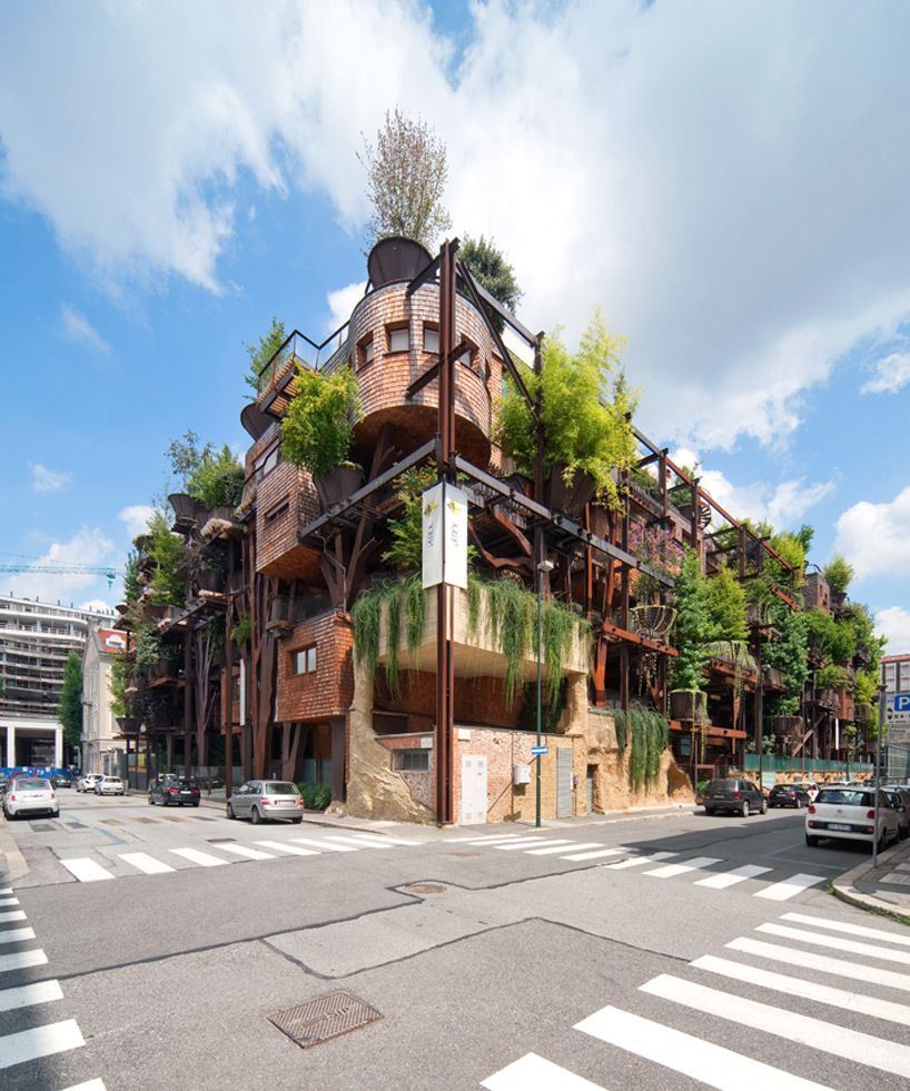 Apartment Buildings That Break The Pattern With Their Memorable Designs