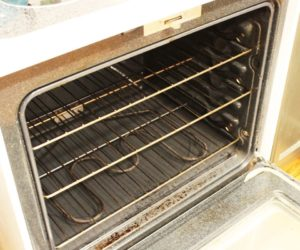 Cleaning Oven Racks: Make Your Oven Food-Safe Again