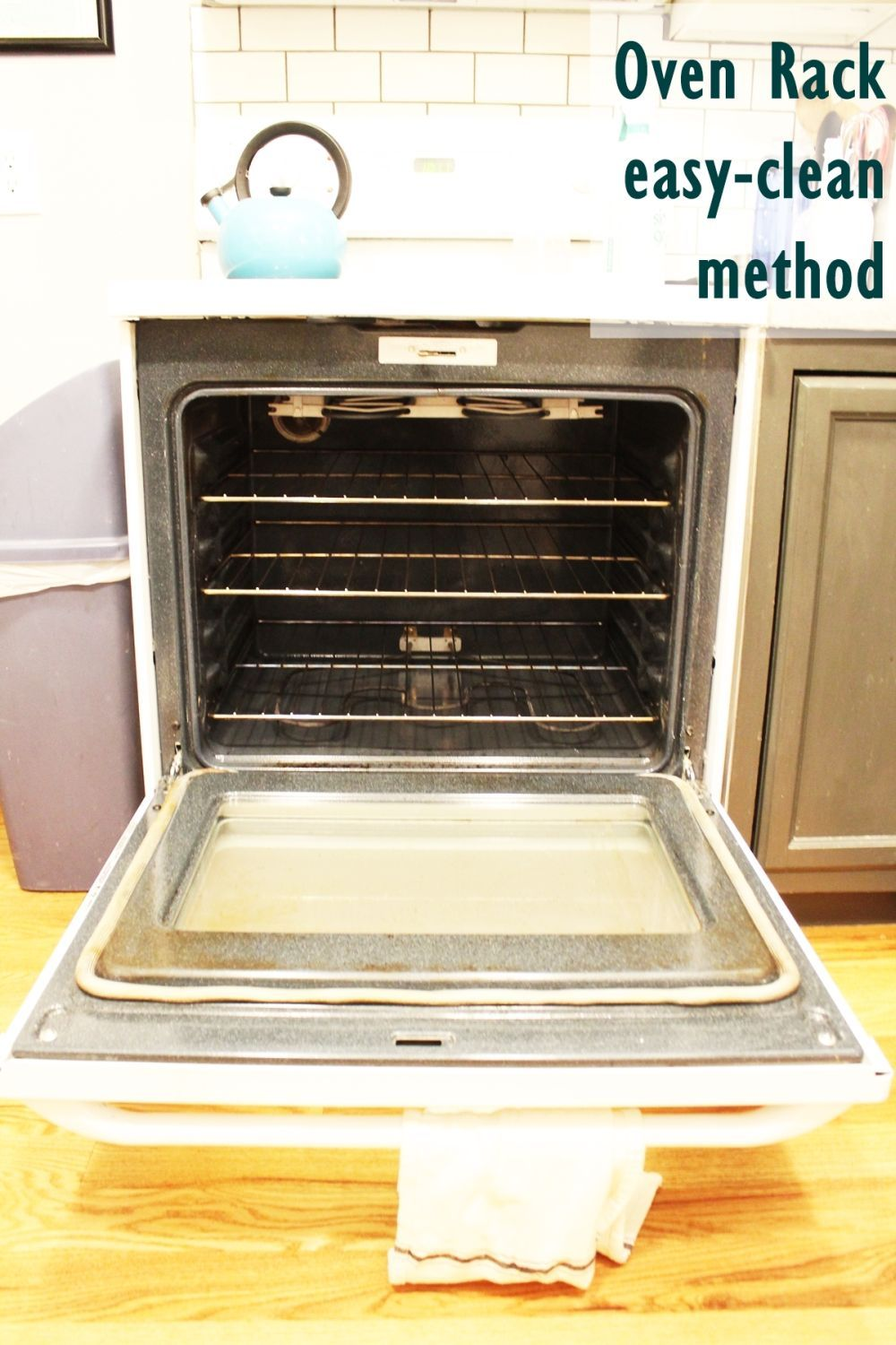 Cleaning Oven Racks Make Your Oven Food Safe Again