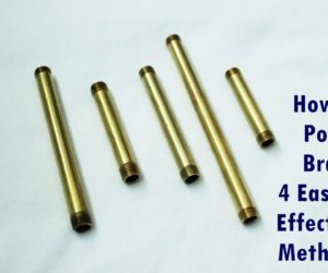 How to Clean Brass Simply and Effectively
