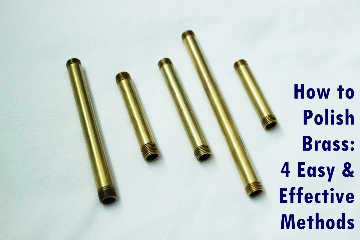 1b671b6cec How to Clean Brass Simply and Effectively