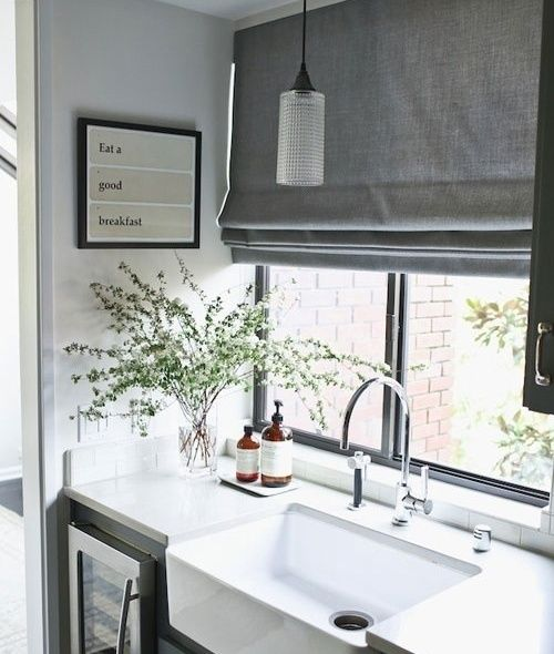 Curtains For Kitchen Window Best Design