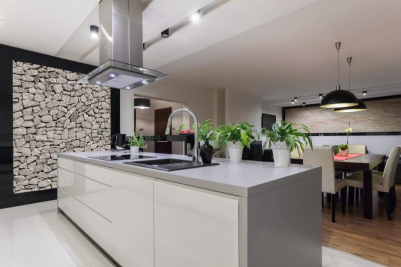 Solid Surface Countertops an Easy Care Kitchen Option
