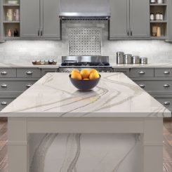 White Kitchen Quartz Countertops 20 white quartz countertops - inspire your kitchen renovation