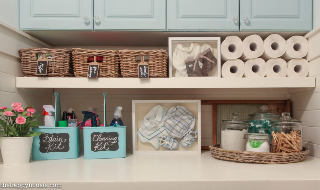 15 ways to organize your laundry room