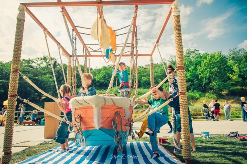 Amazing Playgrounds Kids Around The Worlds Can Make The Most Of