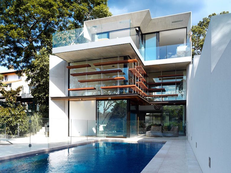 Breezy Family Home With Wonderful Views From Its Infinity Edge Pool